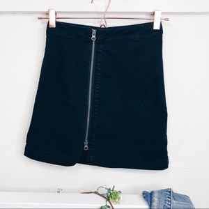 Free People {This Way of That} Mini Skirt